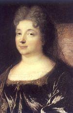 Photo Madame de La Fayette