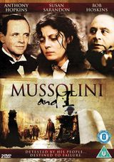 Affiche Mussolini and I
