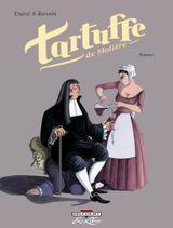 Couverture Tartuffe, de Molière Tome 01