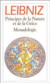 Couverture Principes de la nature et de la grâce