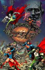 Couverture Krypton Returns