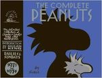 Couverture The Complete Peanuts 1973 to 1974