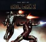 Couverture The Art of Iron Man 2