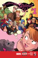 Couverture The Unbeatable Squirrel Girl (2015)