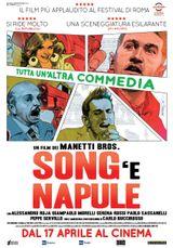 Affiche Song'e Napule