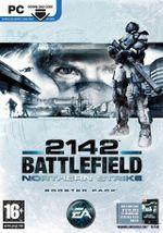 Jaquette Battlefield 2142 : Northern Strike