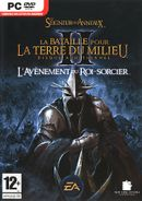 Jaquette Le Seigneur des anneaux : Bataille pour la Terre du Milieu II - L'Avènement du roi-sorcier