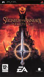 Jaquette Le Seigneur des anneaux : Tactics
