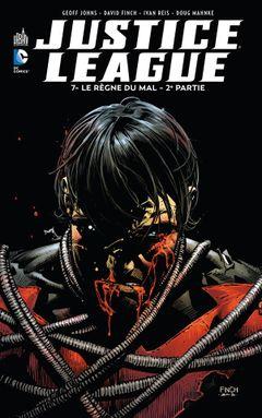 Couverture Le Règne du mal : 2ème Partie - Justice League, tome 7