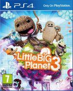 Jaquette LittleBigPlanet 3