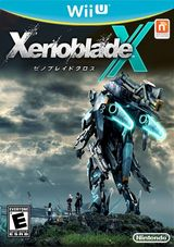 Jaquette Xenoblade Chronicles X