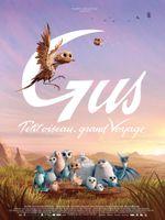 Affiche Gus, petit oiseau grand voyage