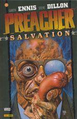 Couverture Salvation - Preacher, tome 7