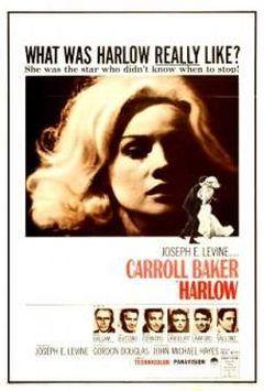 Affiche Harlow, la blonde platine