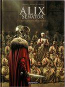 Couverture La Conjuration des rapaces - Alix Senator, tome 3