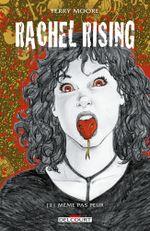 Couverture Même pas peur - Rachel Rising, tome 2