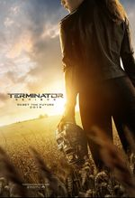 Affiche Terminator : Genisys