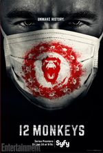 Affiche 12 Monkeys