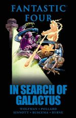 Couverture Fantastic Four: In Search of Galactus