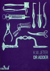 Couverture Dr Adder