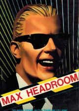 Affiche Max Headroom