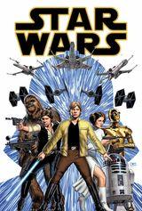 Couverture Star Wars (Marvel, 2015)