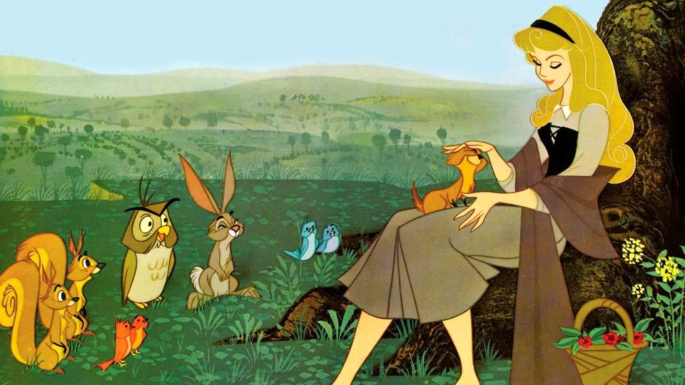 Affiches, Posters Et Images De La Belle Au Bois Dormant (1959