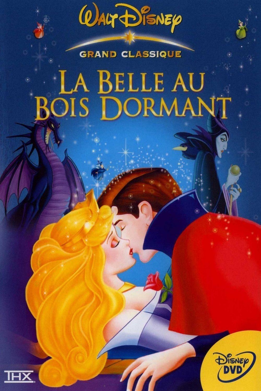 Affiches, posters et images de La Belle au bois dormant (1959) ~ La Belle Au Bois Dormant Anglais