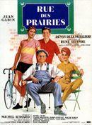 Affiche Rue des Prairies