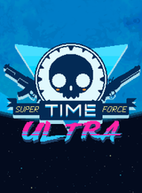Jaquette Super TIME Force Ultra