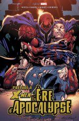 Couverture X-Men : L'Ère d'Apocalypse - Prélude