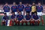 Affiche BLEUS - Histoire de l'Equipe de France