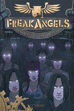 Couverture Freak Angels