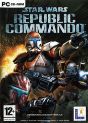 Jaquette Star Wars : Republic Commando