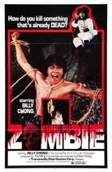 Affiche Kung Fu Zombie