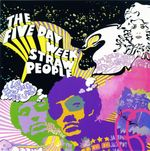 Pochette The Five Day Week Straw People