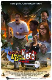 Affiche Angry Video Game Nerd : The Movie
