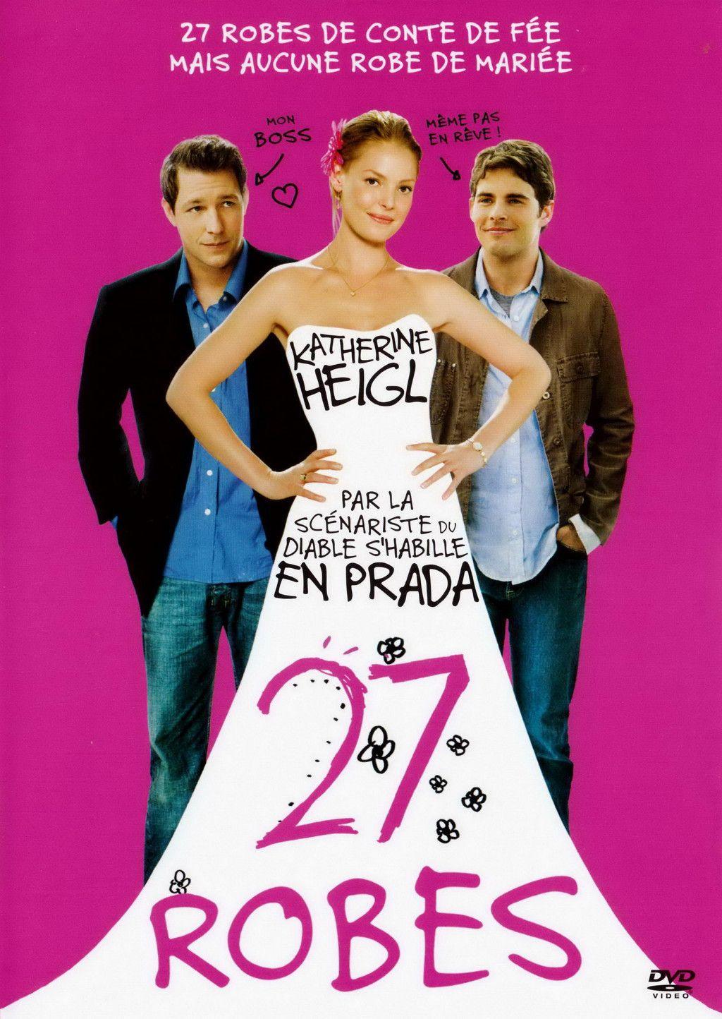 """Résultat de recherche d'images pour """"27 robes affiche"""""""
