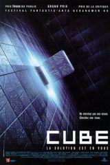 Affiche Cube