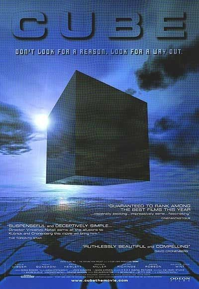 Cube : Critiques Films Premierefr