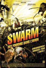 Affiche Swarm - Des fourmis dans l'avion