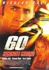 Affiche 60 secondes chrono