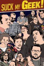 Affiche Suck My Geek