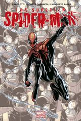Couverture Fins de Règne - Superior Spider Man, tome 3