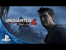 Video de Uncharted 4 : A Thief's End