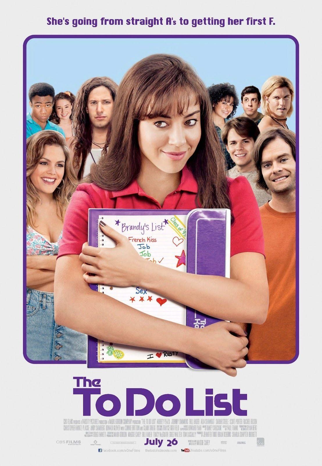 The Sex List - Film (2013) - SensCritique