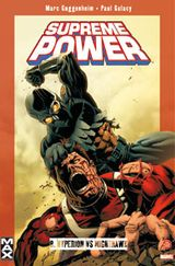 Couverture Hyperion vs Nighthawk - Supreme Power, tome 8