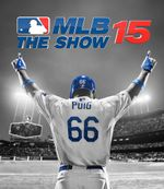 Jaquette MLB 15 : The Show