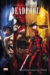 Couverture Deadpool massacre Marvel