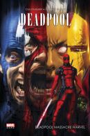 Couverture Deadpool massacre Marvel
